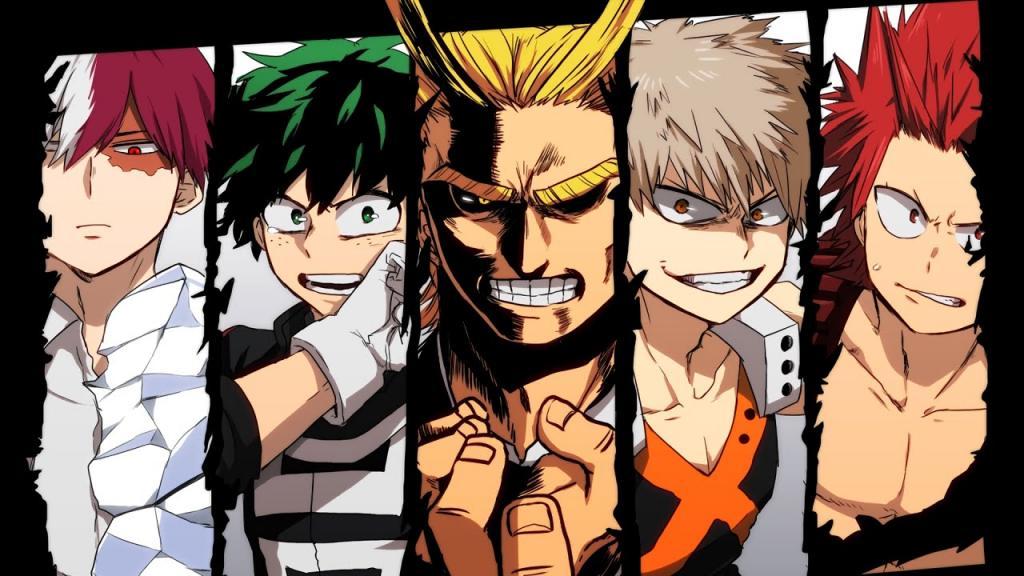 Anime Boku No Hero Academia S3