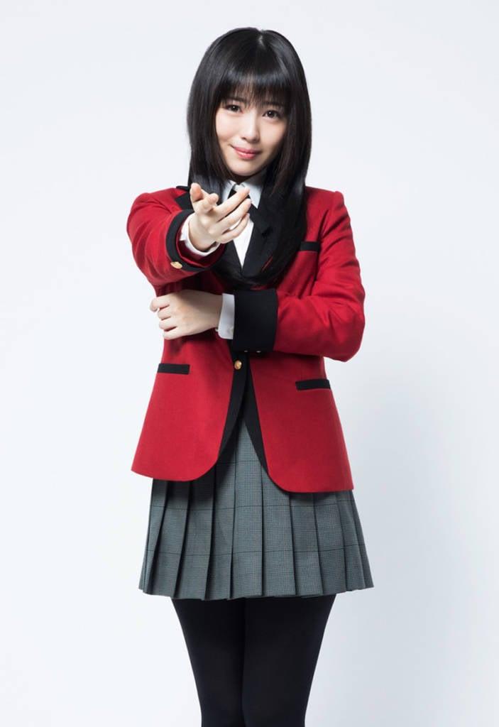 Drama Live Action Kakegurui Telah Umumkan Pemeran Untuk Yumeko Jabami