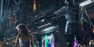 Game Cyberpunk 2077 Min