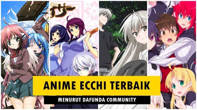 Rekomendasi Anime Ecchi Terbaik Anime Mesum Terbaik Dafunda Community