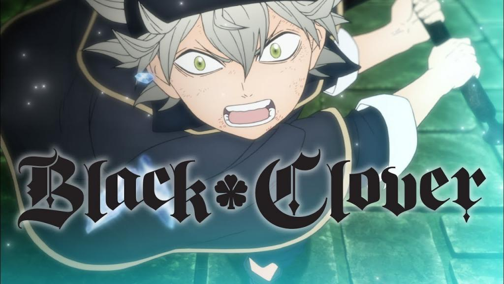 Total Episode Anime Black Clover Dafunda Otaku