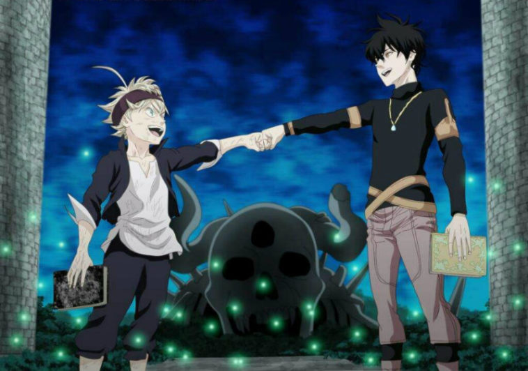 Total Episode Anime Black Clover Dafunda Otaku