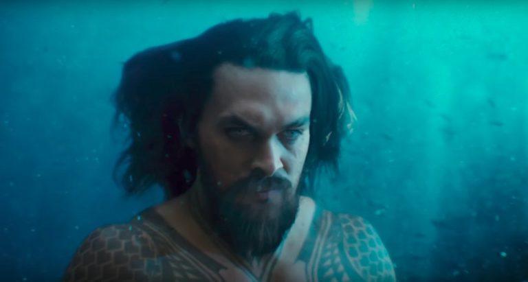 Aquaman James Wan Trik Underwater
