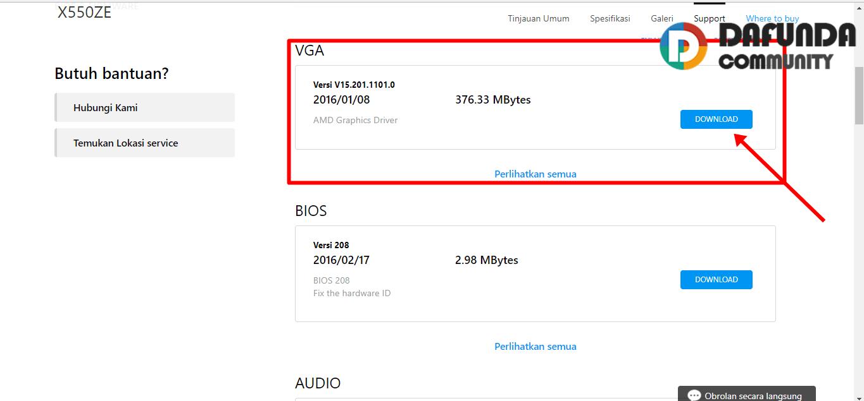 Cara Download Dan Install Driver Asus Dafunda (5)