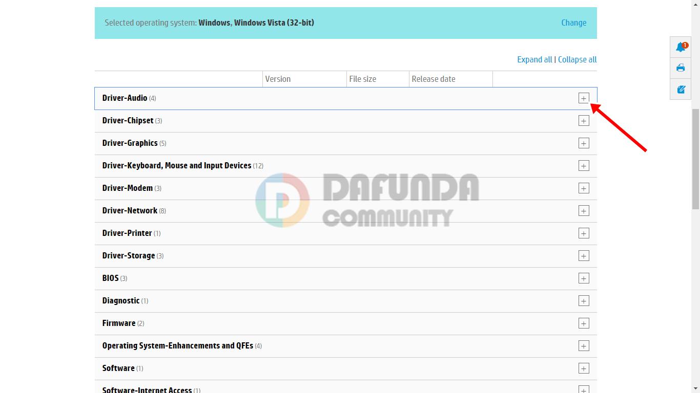 Cara Download Dan Install Driver Laptop Hp Model Apa Saja Dafunda Com