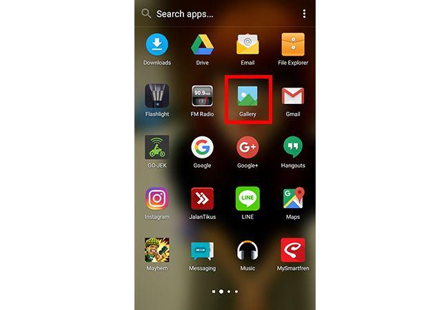 Cara Kunci Video Dan Foto Di Smartphone Dafunda (2)