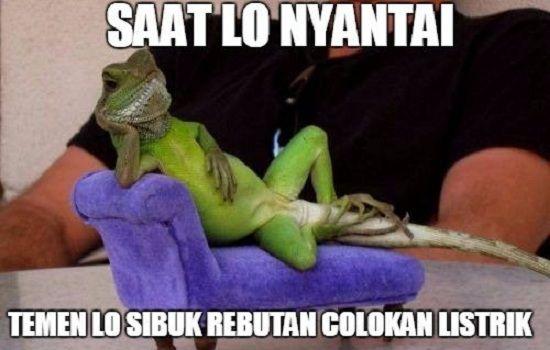 Lowbat Meme 3