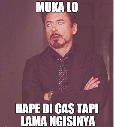 Lowbat Meme 6