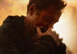 Tangan Tony Stark