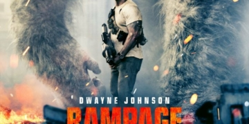 Trailer Pertama Rampage