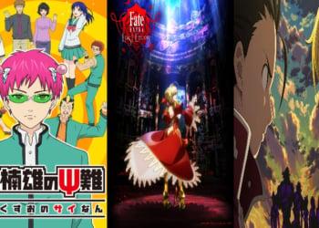 10 Anime Winter 2018 Yang Paling Ditunggu Penggemar Anime Menurut Survey Dafunda Com