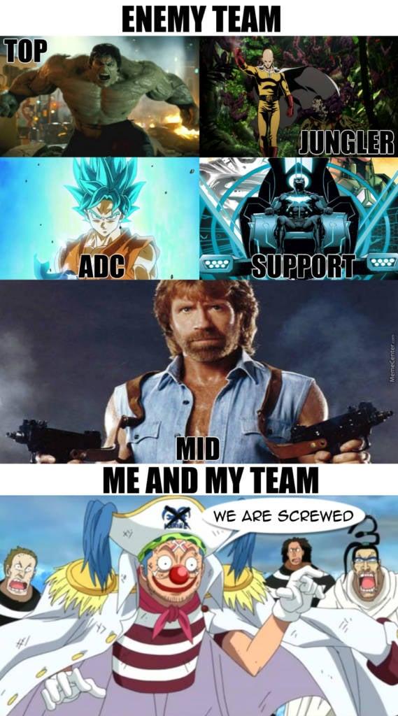 15 Meme Mobile Legends Bikin Pemainnya Tersindir, Moba Kok Analog 2