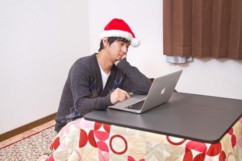 5 Cara Jomblo Di Jepang Melewati Malam Natal Sendirian 3