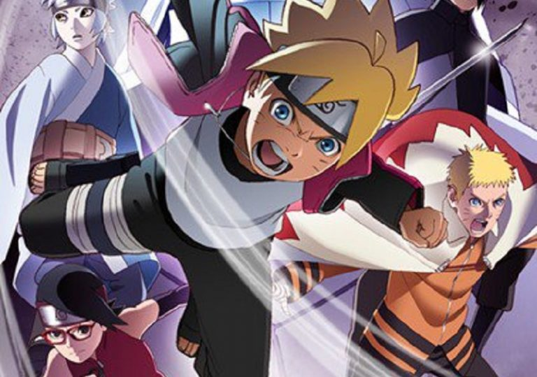 Anime Boruto Naruto Next Generations Tampilan Visual Gambar Untuk Arc Terbaru Dafunda Com