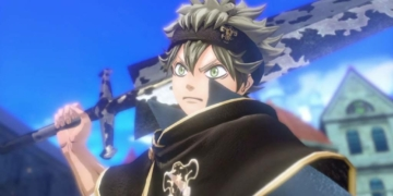 Game Black Clover Quartet Knights Tampilan Trailer Perdananya