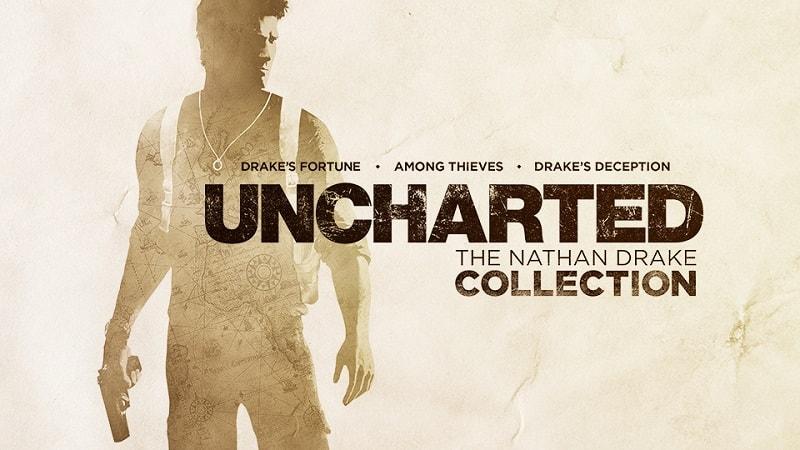 Game PS4 Terbaik Uncharted The Nathan Drake Collection Min