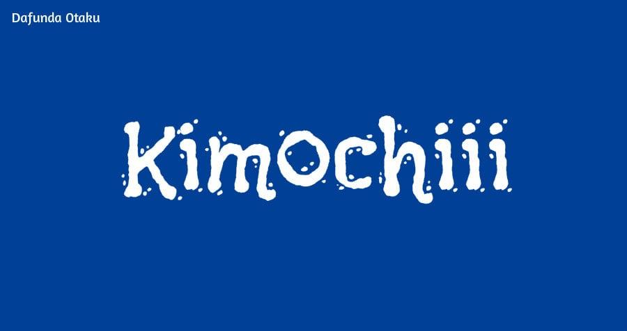 Ikeh Ikeh Kimochi Dan Definisinya M.Solihin