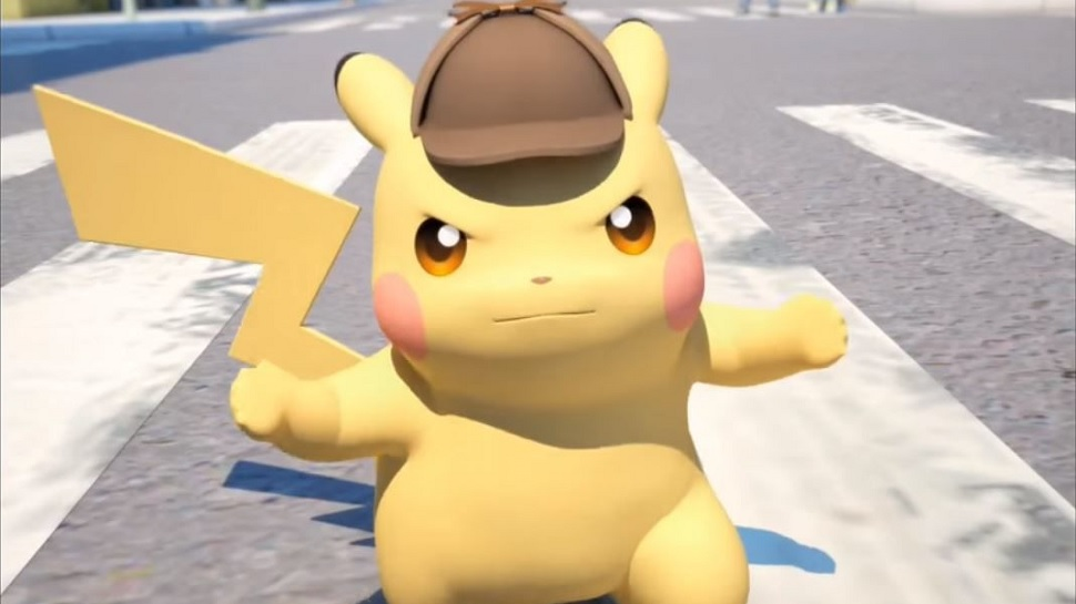 Jadwal Tayang Film Live Action Detective Pikachu Resmi Diumumkan