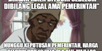 Meme Bitcoin Anjlik