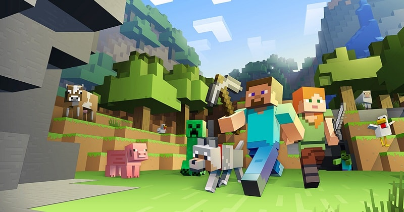 Minecraft Best Games Playstation Awards 2017 Min
