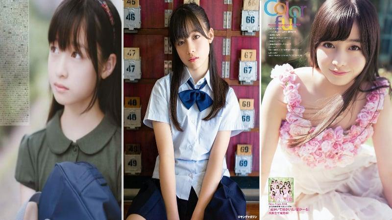 Penampilan Kanna Hashimoto Dari Dulu Hingga Menjadi Idol Terimut Di Jepang Dafunda Com