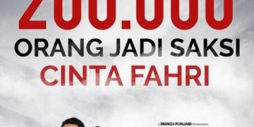 Perdana Tayang, Film Ayat Ayat Cinta 2 Raih 200 Ribu Penonton!
