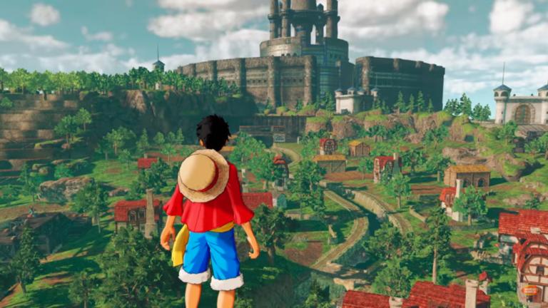 Gameplay One Piece World Seeker