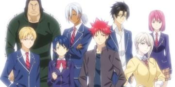 Shokugeki No Souma Season 4 Umumkan Jadwal Tayang Dan Trailer Teaser Terbaru