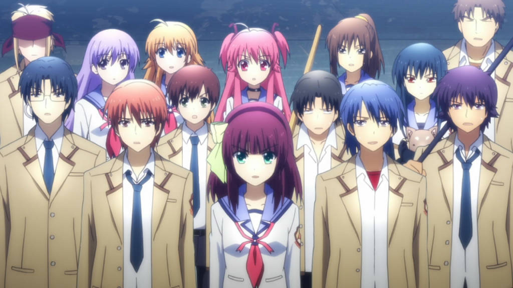 Sipnosis Angel Beats!
