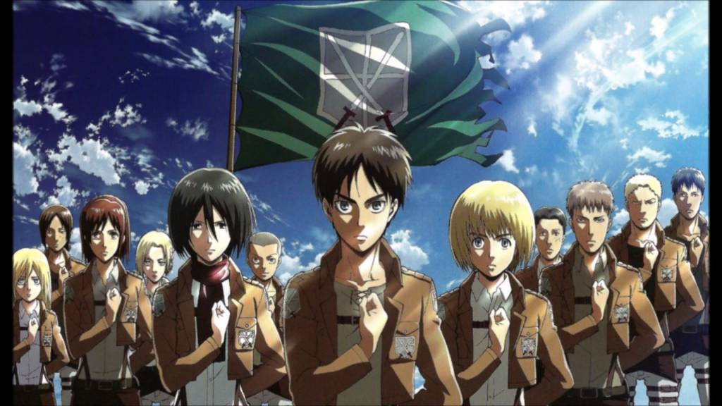 Sipnosis Shingeki No Kyojin (Attack Of Titan)