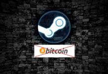 Steam Hilangkan Support Bitcoin Min