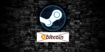Steam Hilangkan Support Bitcoin Min