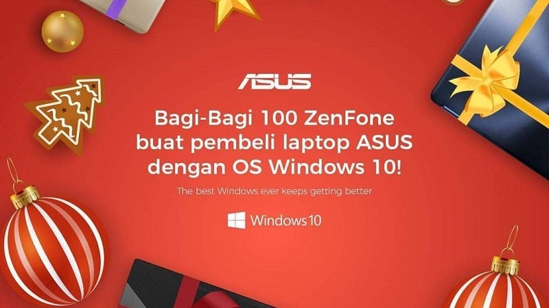 Zenfone Gratis Beli Laptop Windows 10 Min