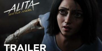 trailer perdana alita: battle angel