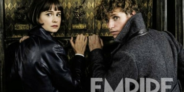 Fantastic Beasts 2 Photos Newt And Tina Reunite