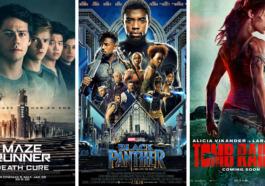 Film Layar Lebar (Movie) Paling Dinanti Winter 2018