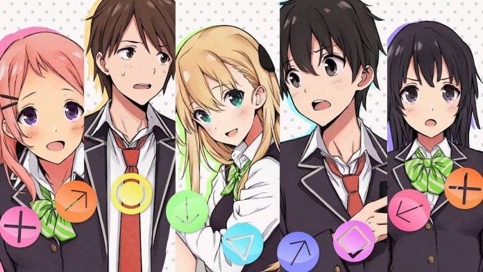 Apa Anime Romance Terbaik 2017 Menurut Kamu