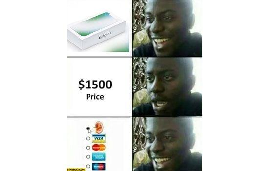 Meme Iphone X (4)
