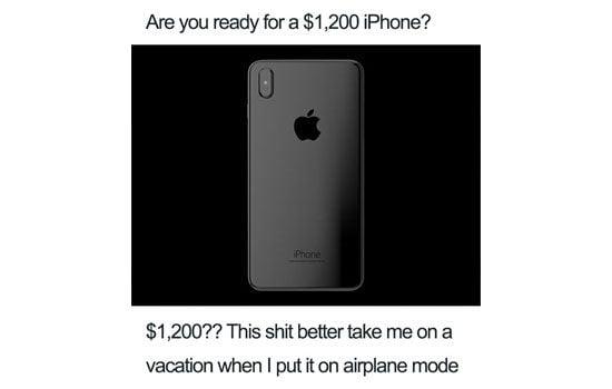 Meme Iphone X (8)