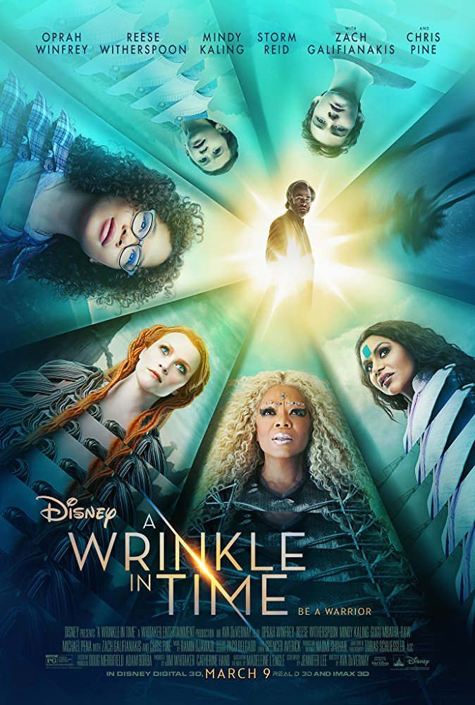Poster Wrinkle In Time