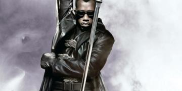 Wesley Snipes Blade Mcu