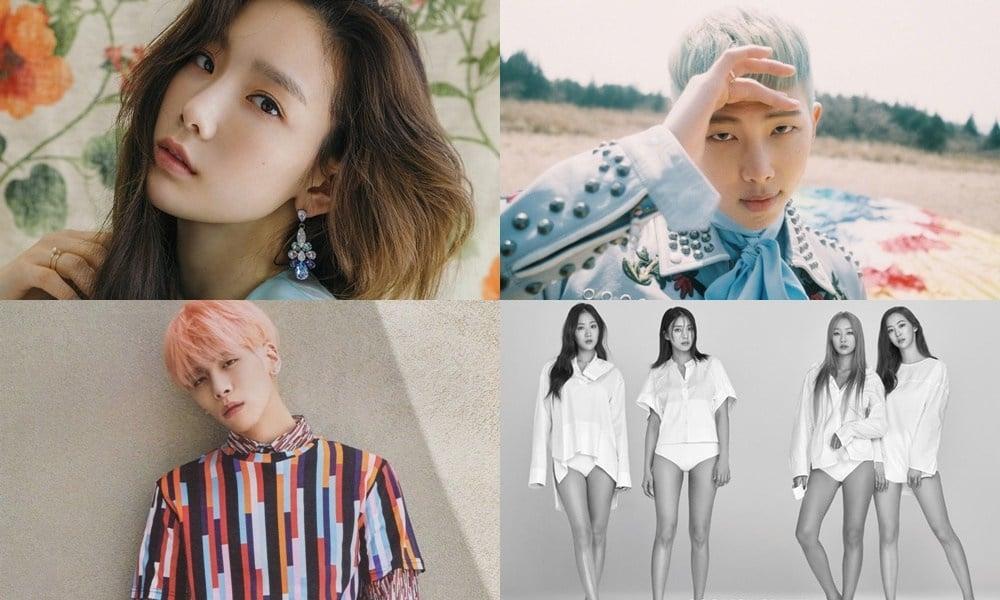 10 Artis K Pop Yang Mendukung LGBT Di Korea Dafunda Com