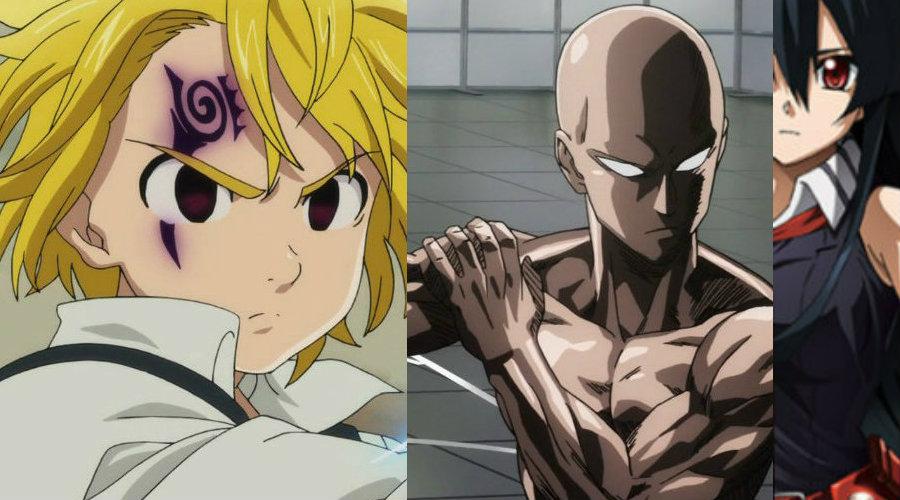 15 Karakter Anime Terkuat Dafunda Otaku