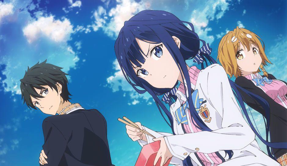 15 Rekomendasi Anime Harem Terbaik Saat Impian Para Jomblo Terkabul Masamune Kun No Revenge