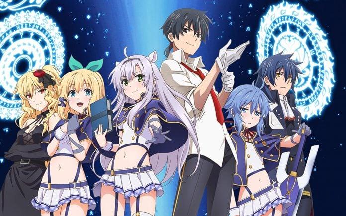 15 Rekomendasi Anime Harem Terbaik Saat Impian Para Jomblo Terkabul ROKUDENASHI MAJUTSU KOUSHI TO AKASHIC
