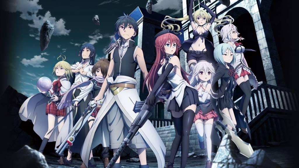 15 Rekomendasi Anime Harem Terbaik Saat Impian Para Jomblo Terkabul Trinity Seven