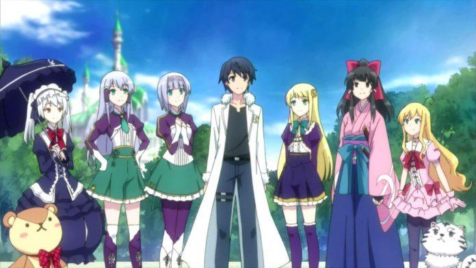 15 Rekomendasi Anime Harem Terbaik, Saat Impian Para Jomblo Terkabul Isekai Wa Smartphone To Tomo Ni