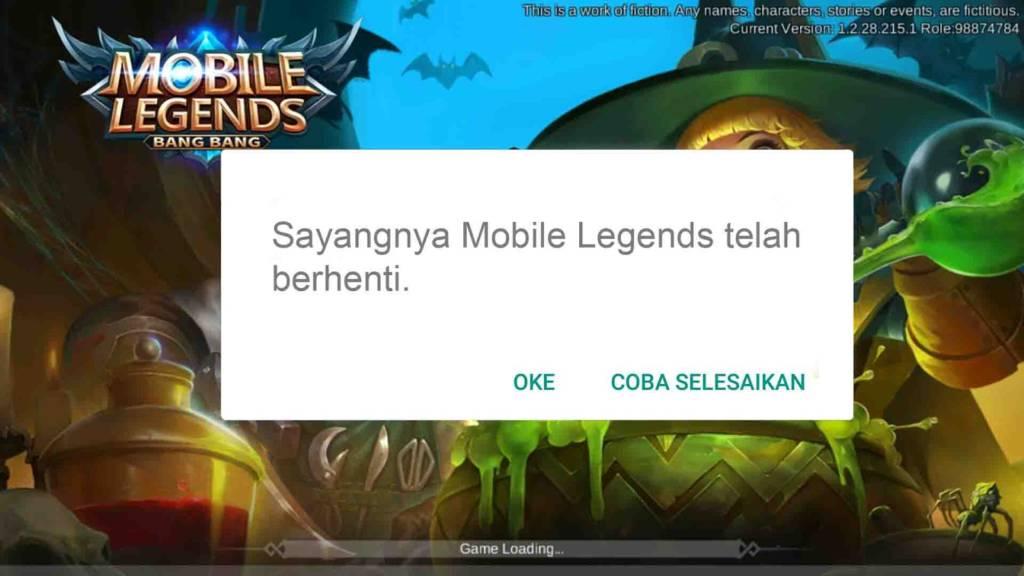 5 cara mengatasi mobile legends yang