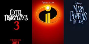 5 Movie Family Yang Paling Ditunggu Penggemar 2018 Versi Fandango