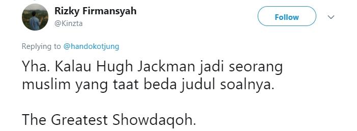 7 The Greatest Showman DAFUNDA
